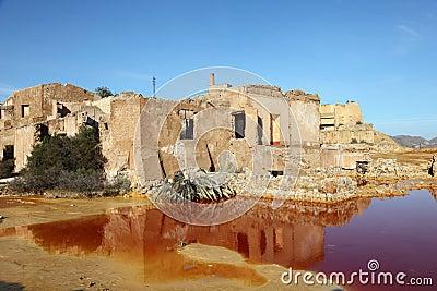 Industiral ruin