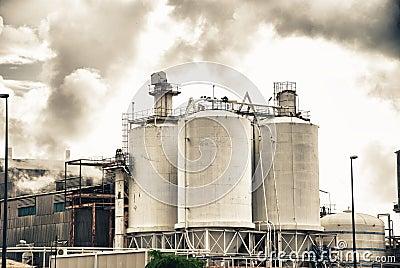 Industrial, air Pollution