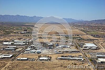 Industrial Area in Chandler