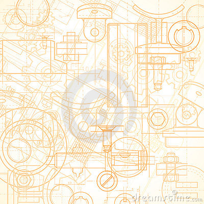 Free Industrial Background Royalty Free Stock Photography - 14487047