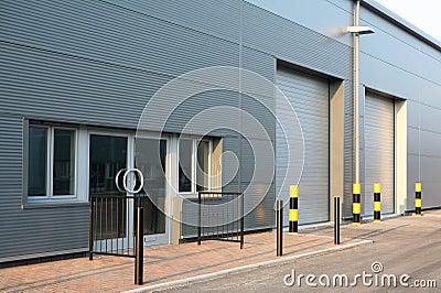 Industrial Building Warehouse Unit