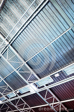 Industrial Ceiling