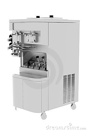 Industrial coffee machine