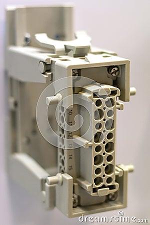 Industrial connector