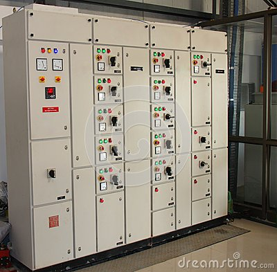 Industrial control Panel/board