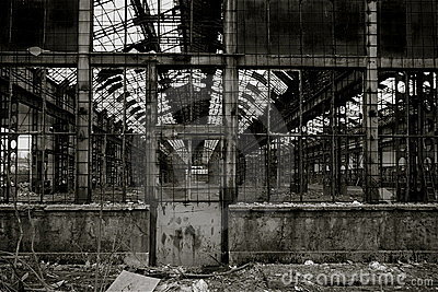 industrial wallpaper decay - photo #36