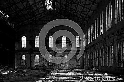 Industrial decay #05