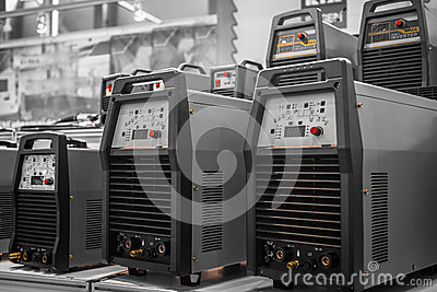 Industrial electricity inverters