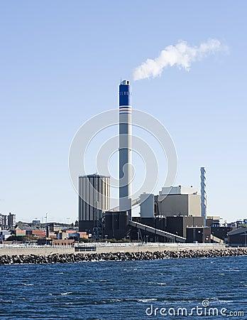 Industrial environment
