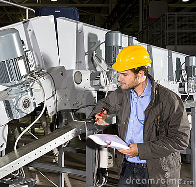 Free Industrial Equipment Check Stock Photos - 6425093