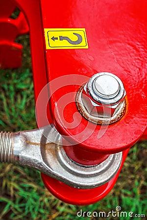 Industrial equipment.Details 20