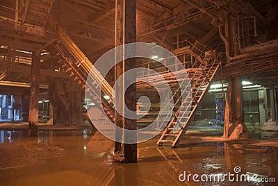 Industrial Interior