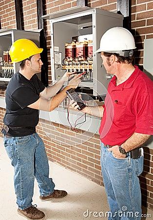 Free Industrial Job Training Stock Image - 10530921