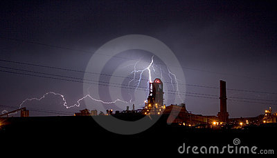 Industrial Lightning