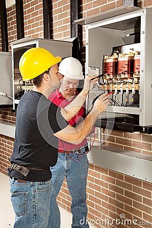 Free Industrial Maintenance Work Royalty Free Stock Photos - 10245698