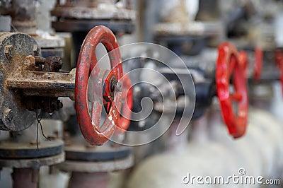 Industrial manufacturing equipment