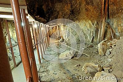 Industrial, mine underground