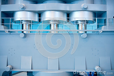 Industrial mold processing equipment
