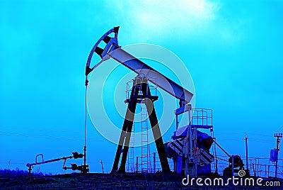 Industrial oil jack pump