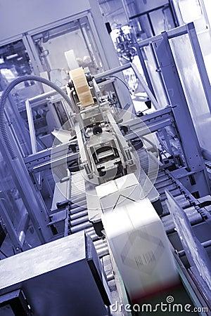 Free Industrial Packaging Royalty Free Stock Image - 2539676