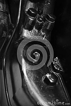 Industrial parts - generator