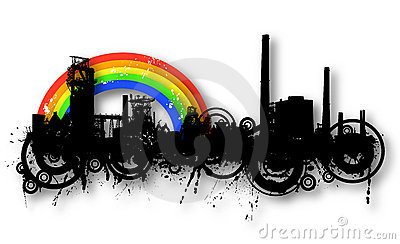 Industrial rainbow