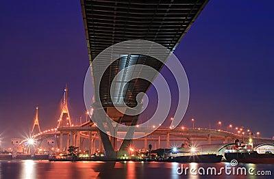 Industrial Ring Bridge