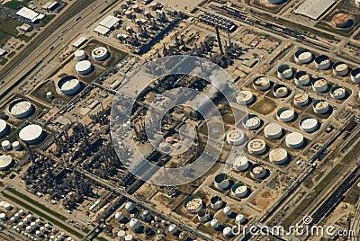 Industrial Site (Ariel)