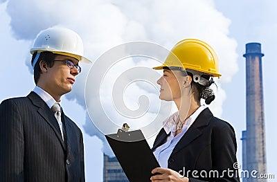 Industrial Teamwork