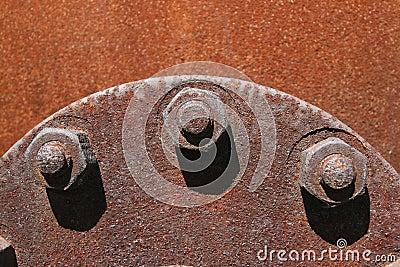 Industrial texture