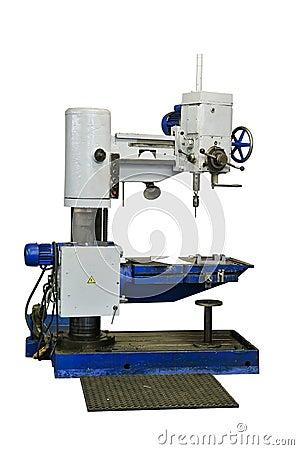 Industrial tool drill