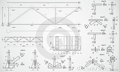 Industrial truss