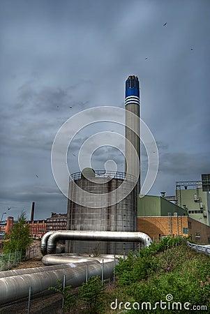Industrial wasteland 03