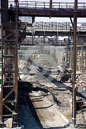 Industrial Zone in metallurgy