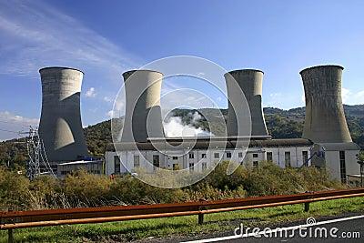 Industrie van de macht