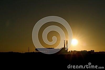 Industriell plats