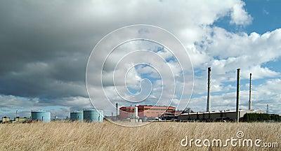 Industriella lokaler
