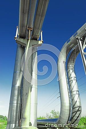 Industriella pipelines
