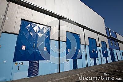 Industries hall