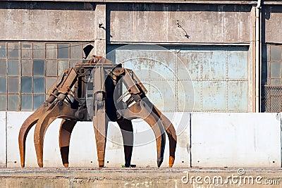 Industry in Bilbao