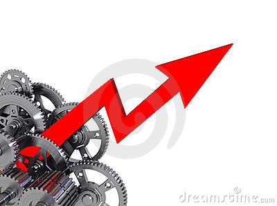 Industry Growth Stock Photos - Image: 18126203