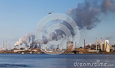 Industry Ijmuiden