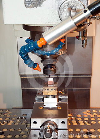 Industry - machines for mold making