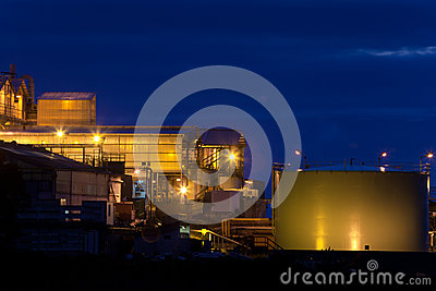 Industry in Onton