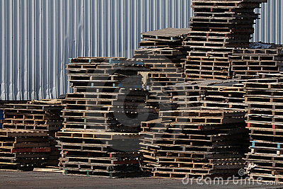 Industry Pallet Timber I