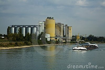Industry On The Rhine