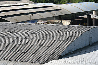 Industry roof
