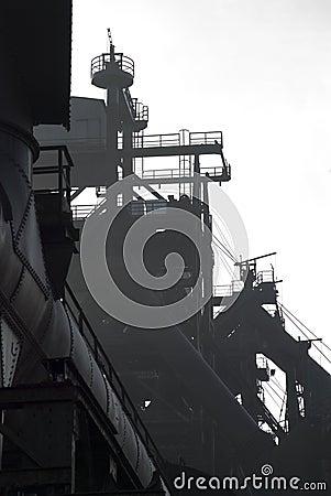 Industry skyline