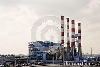 Industry and Smokestacks