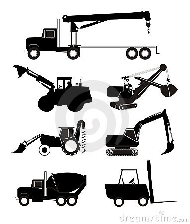 Industry trucks and equipment